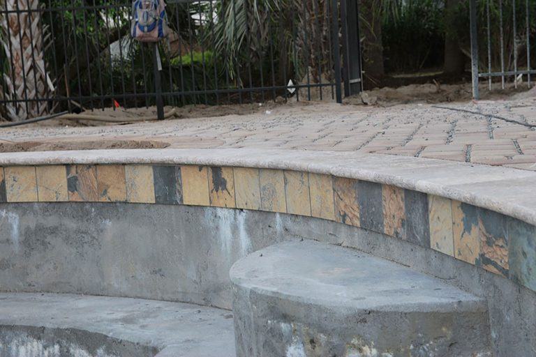 6. Decking, Coping, & Surface